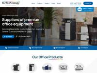 new website for T O Technology